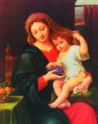Madonna of the Grapes Print - Sold in 3 per pack