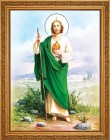 St. Jude Framed Print - 4 Frame Options Available