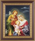 Holy Family Framed Print