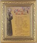 Prayer of St. Francis Framed Print