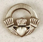 Claddagh Lapel Pin (12 per order)