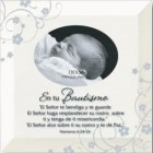 Bautismo Glass Photo Frame