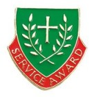 Service Award Lapel Pin