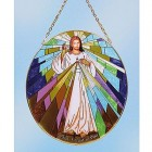 Divine Mercy Suncatcher