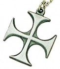 Maltese Cross Pendant [TCG0337]