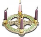 Advent Wreath As I Light This Flame I Lay Myself Before Thee