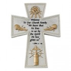 RCIA Wall Cross - 6 inch