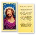Prayer of St. Gertrude The Great Laminated Prayer Cards 25 Pack
