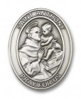 St. Anthony Visor Clip