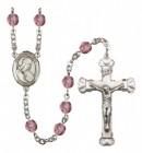 Women's St. Philomena Birthstone Rosary