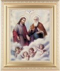 Holy Trinity Framed Print