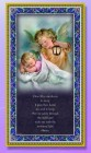 Now I Lay Me Down To Sleep Italian Prayer Plaque