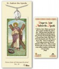 St. Andrew the Apostle Medal in Pewter with Prayer Card