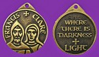St. Francis and St. Clare Medal