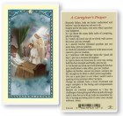 Caregiver Laminated Prayer Cards 25 Pack