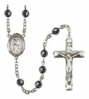 Men's St. Juan Diego Silver Plated Rosary