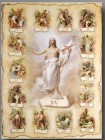 Stations of the Cross Large Poster