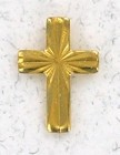 Radiant Cross Lapel Pin - Small (12 per order)