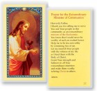 Prayer To The Minister Laminated Prayer Cards 25 Pack