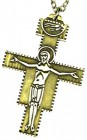 San Damiano Cross - Large [TCG0291]