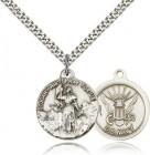 Navy St. Joan of Arc Medal