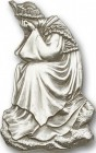 Our Lady of La Salette Visor Clip