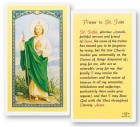 Prayer To St. Jude Laminated Prayer Cards 25 Pack
