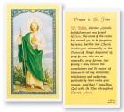 Prayer To St. Jude Laminated Prayer Cards 25 Pack