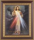 Divine Mercy Framed Print - Jesús Yo Confio En Ti
