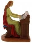 """St. Cecilia Statue 3.5"""""""