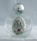 Holy Water Bottle, Immaculate Heart of Mary