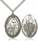 Large St. Therese Pendant