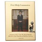 First Communion Photo Frame - Boy