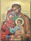Holy Family Large Poster