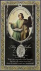 St. John the Evangelist Medal in Pewter with Bi-Fold Prayer Card