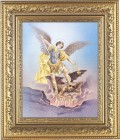 St. Michael Framed Print