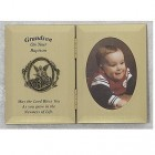 Grandson Baptism Photo Frame