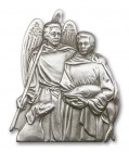 St. Raphael Visor Clip