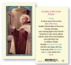 St. John of The Cross Laminated Prayer Cards 25 Pack