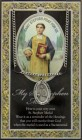 St. Stephen Medal in Pewter with Bi-Fold Prayer Card