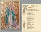 Our Lady of Grace Prayer Wall Plaque