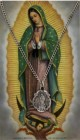 Our Lady of Guadalupe Medal with Prayer Card