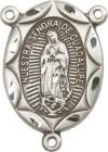 Nuestra Senora De Guadalupe Rosary Centerpiece