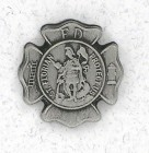 St. Florian Lapel Pin (12 pieces per order)