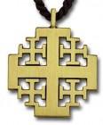New Jerusalem Cross Pendant