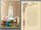 Our Lady of Fatima Prayer Wall Plaque