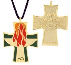 Lector Cross Pendant