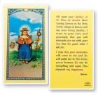 St. Nino of Atocha Holy Laminated Prayer Cards 25 Pack