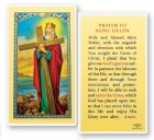 Prayer To St. Helen Laminated Prayer Cards 25 Pack