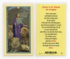 St. Daniel Laminated Prayer Cards 25 Pack